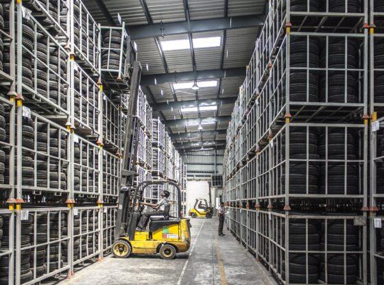Forklift Rental Dubai