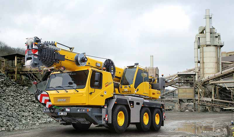 Facts About Truck Mounted Crane