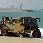 How Do Beach Cleaning Machines Work?